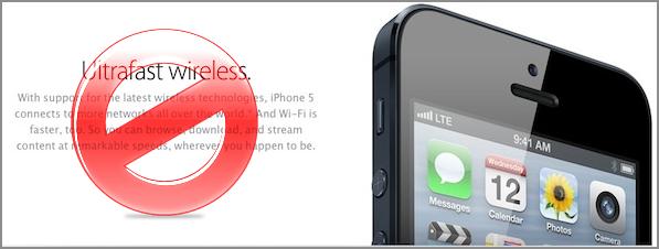 iPhone не видит Wi-Fi